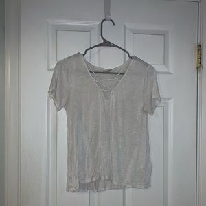 Mossimo (Target) white tee size Small